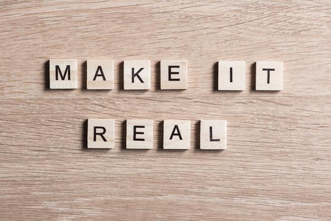 make it real motivation PAG2TPK