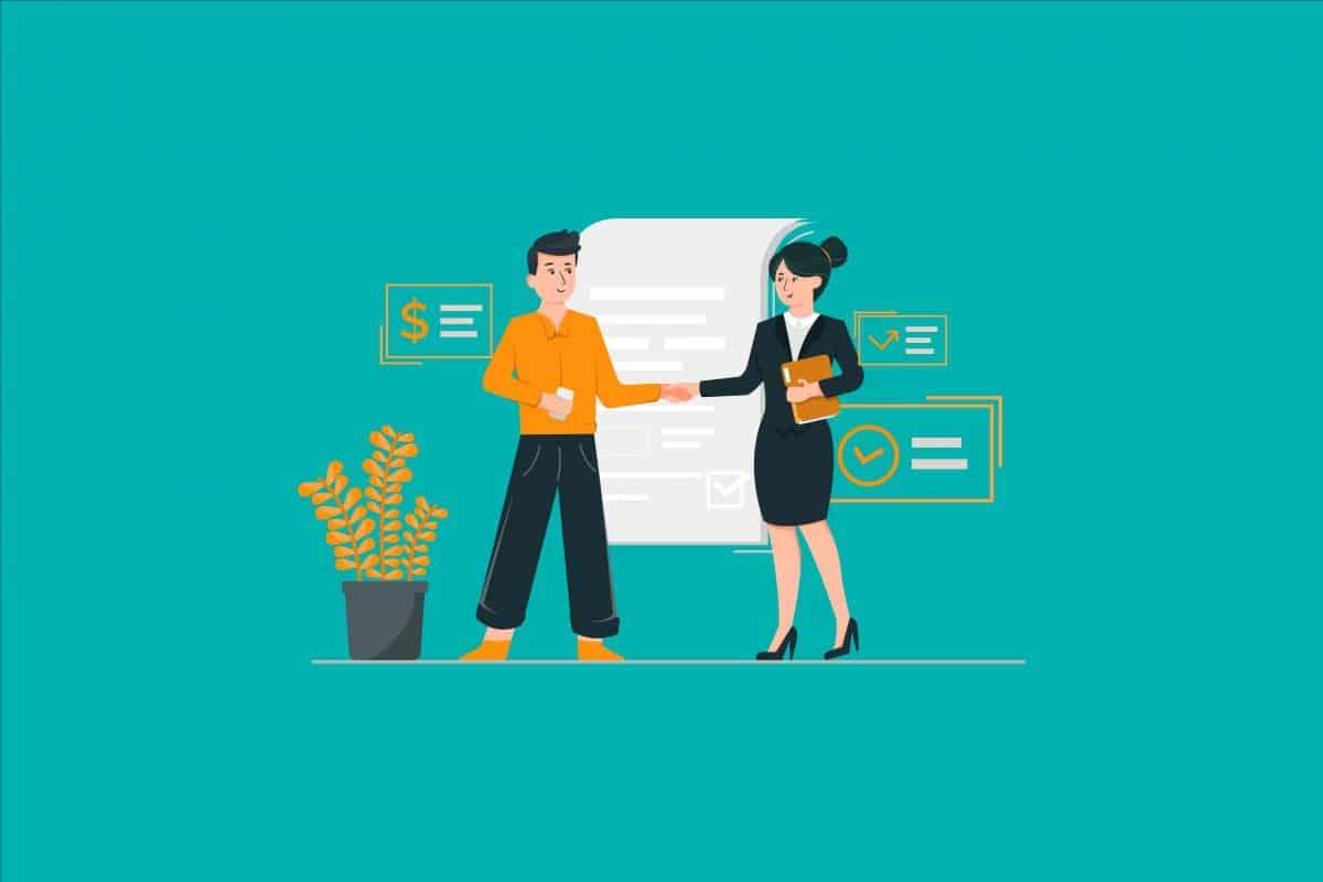 Illustration for partnerships